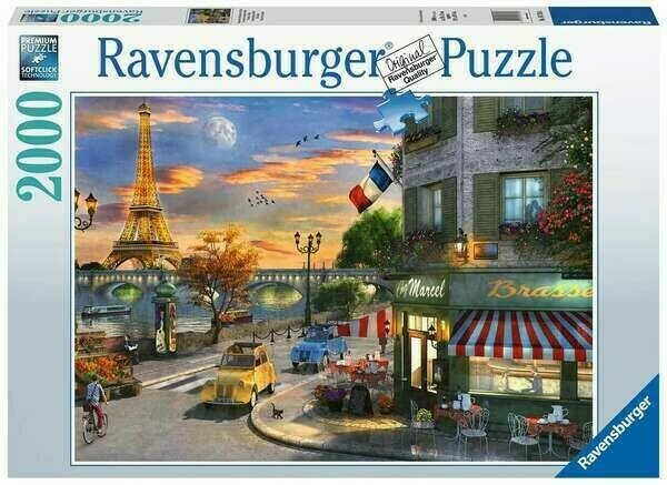Paris Sunset 2000 Pc