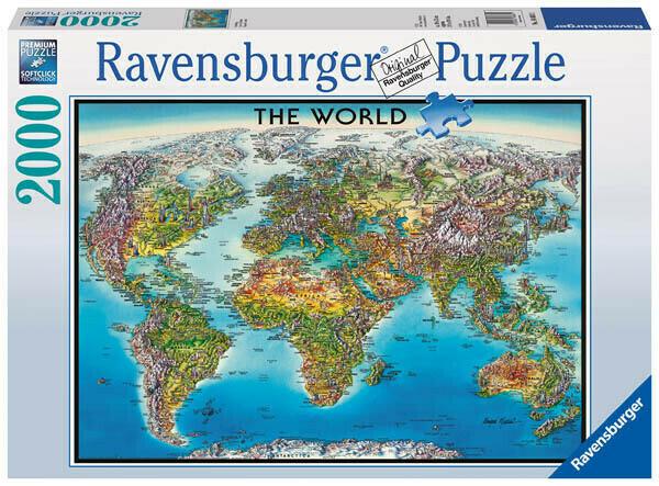 World Map 2000 Pc