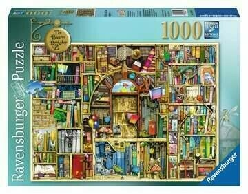 Bizarre Bookshop 1000 Pc