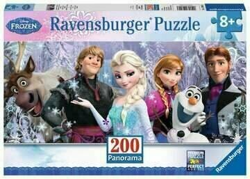 Frozen Friends Disney 200 Pc