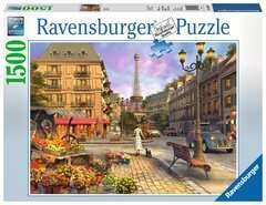 Vintage Paris 1500 Pc