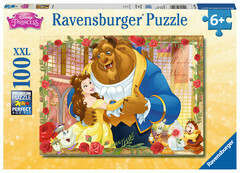 Belle And The Beast 100 Pc