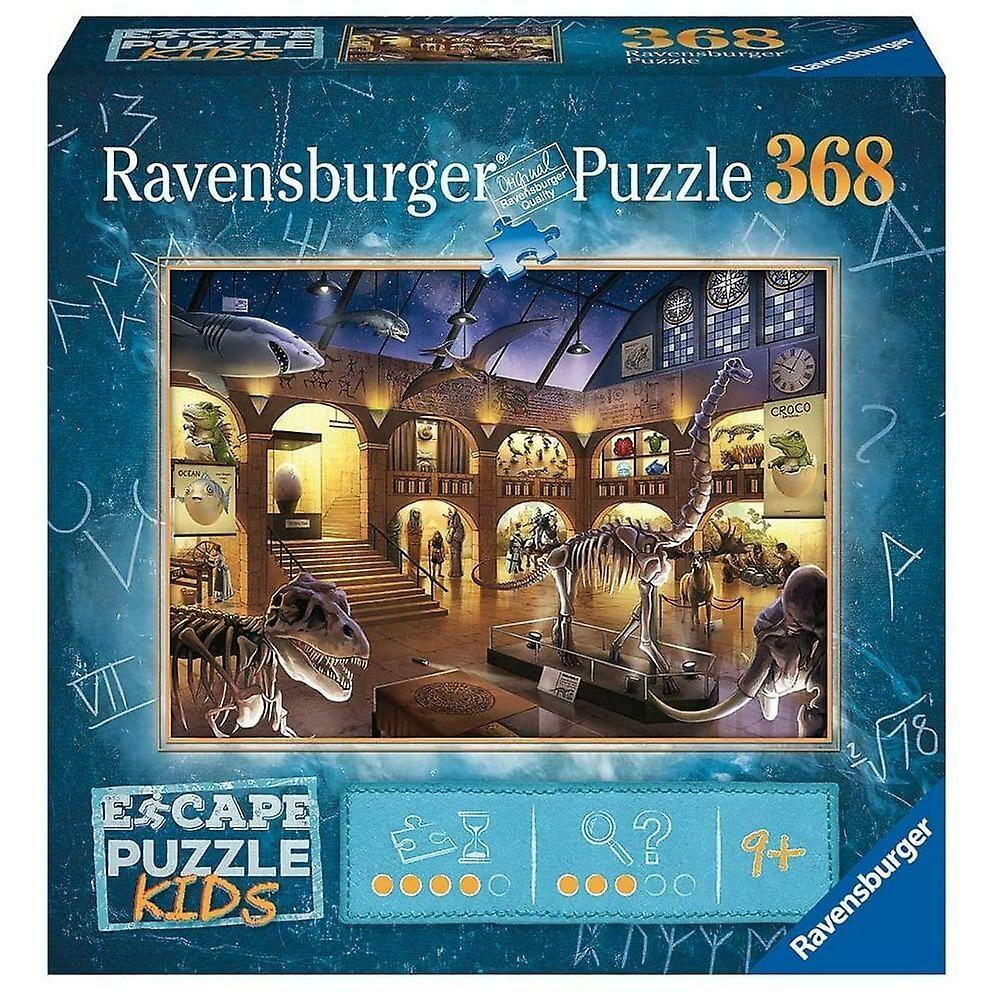 Escape Museum Mysteries 368 Pc