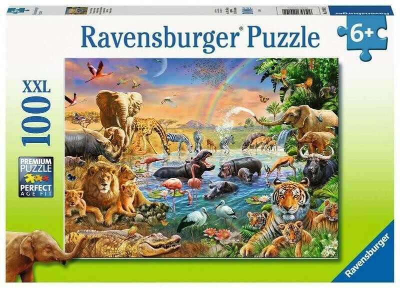 Water Hole 100 Pc