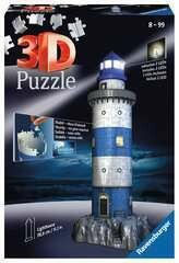 3D Lighthouse Night 216 Pc