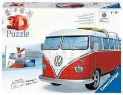 3D Volkswagen T1 162 Pc