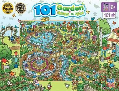 101 Things To Spot In The Garden 101 Pc