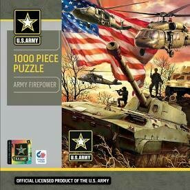 Army Firepower 1000 Pc