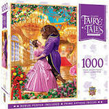 Beauty And The Beast 1000 Pc