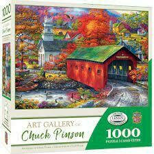 Chuck Pinson The Sweet Life 1000 Pc Linen