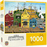 Crows Nest Harbor 1000 Pc