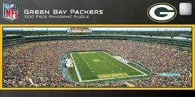 Green Bay Packers Stadium 1000 Pc