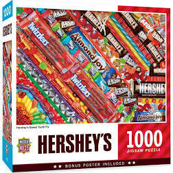 Hershey's Sweet Tooth Fix 1000 pcs