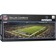 Dallas Cowboys Stadium 1000 Pc