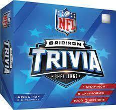 Gridiron Trivia Game