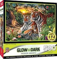 Jungle Pride Glow 500 Pc