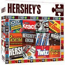 Hershey's Moments 1000 Pc