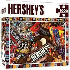 Hershey's Matrix 1000 Pc