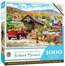 Old Creek Bridge 1000 Pc