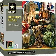 Men Of Honor 1000 Pc