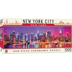 New York City 1000 Pc Pano