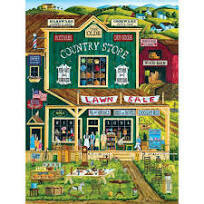 The Old Country Store 300 Pc Large