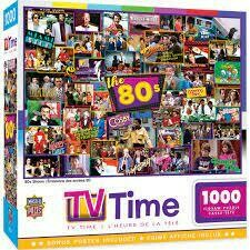 TV Time The 80s Shows 1000 Pc