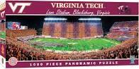 Virginia Tech Stadium 1000 Pc Pano