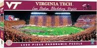 Virginia Tech Stadium 1000 Pc Pano