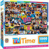 TV Time The 90s Shows 1000 Pc