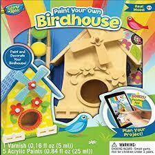 Windmill Birdhouse Kit