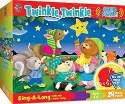 Twinkle Twinkle Sound 24 Pc