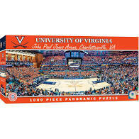 University Of Virginia Basketball 1000 Pc