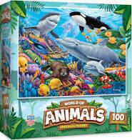 Undersea Friends 100 Pc