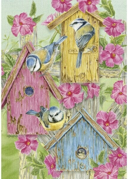 Birdhouse Gate 300 Pc