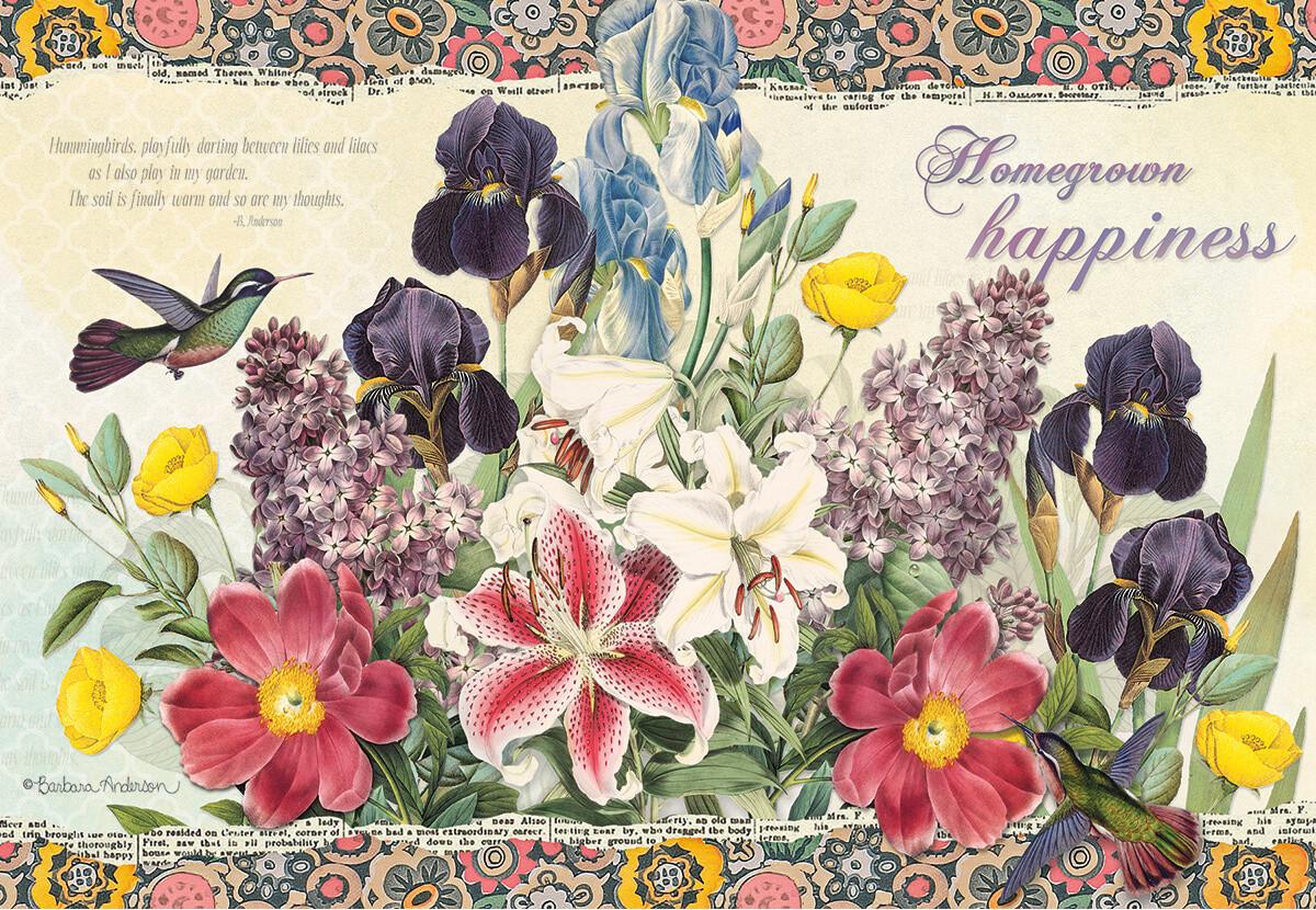 Garden botanicals 1000 Pc
