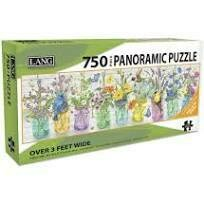 Herb Jars 750 Pc Pano