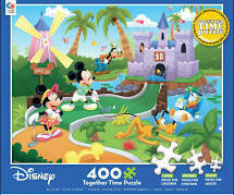 Together Time Mini Golf 400 Pc Family