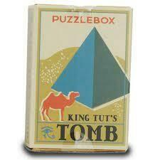 King Tut's Tomb Puzzle Box