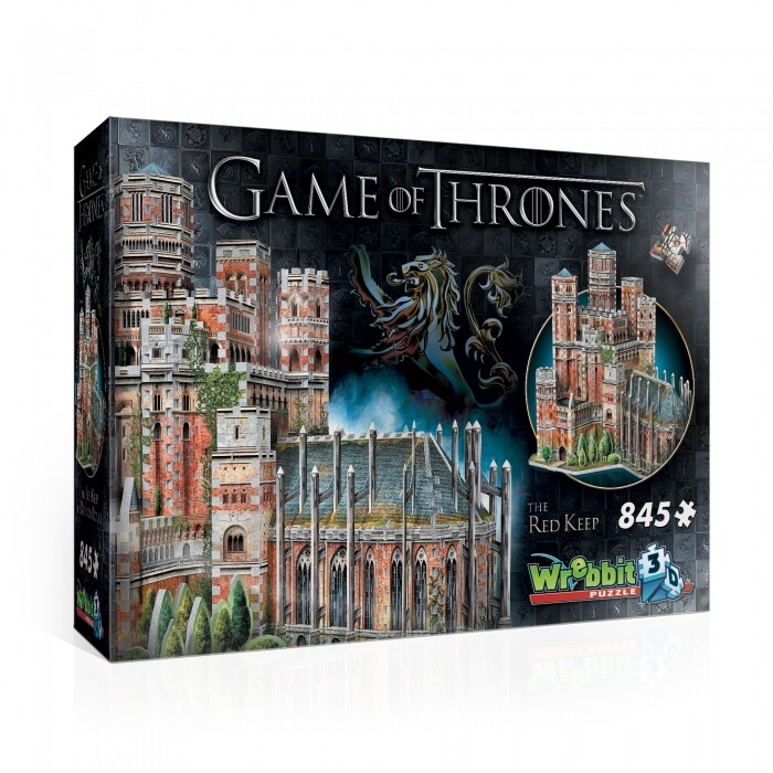 3D Game Of Thrones The Red Keep 845 Pc
