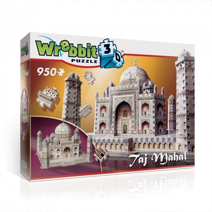3D Taj Mahal 950 Pc