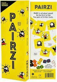 PAIRZI Game