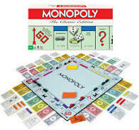 Monopoly The 1980's Edition