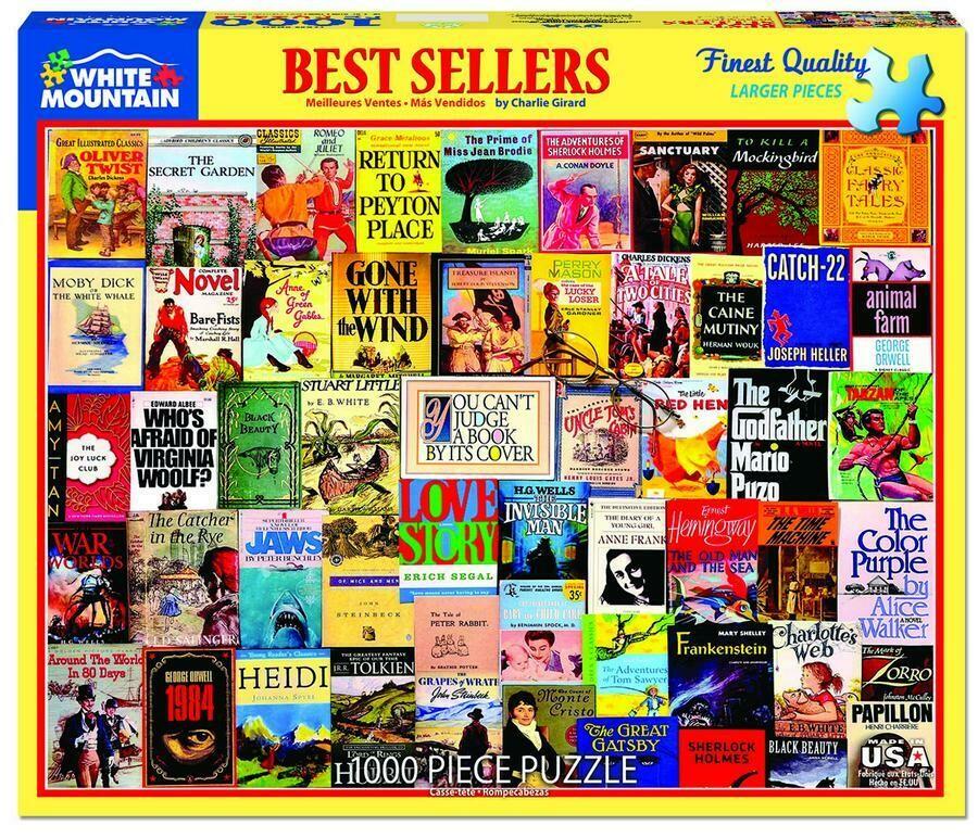 Best Sellers 1000 Pc
