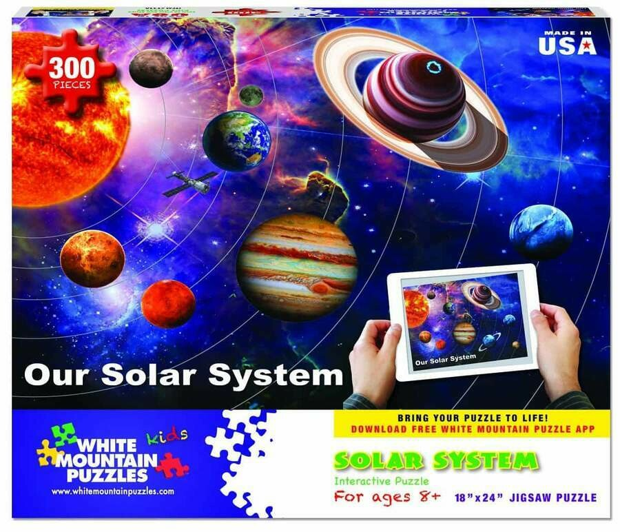Our Solar System. 300 Pc