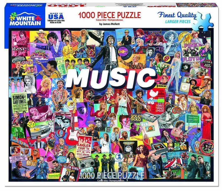 Music 1000 Pc