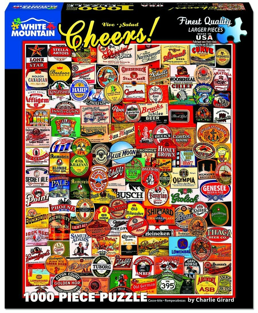 Cheers 1000 Pc