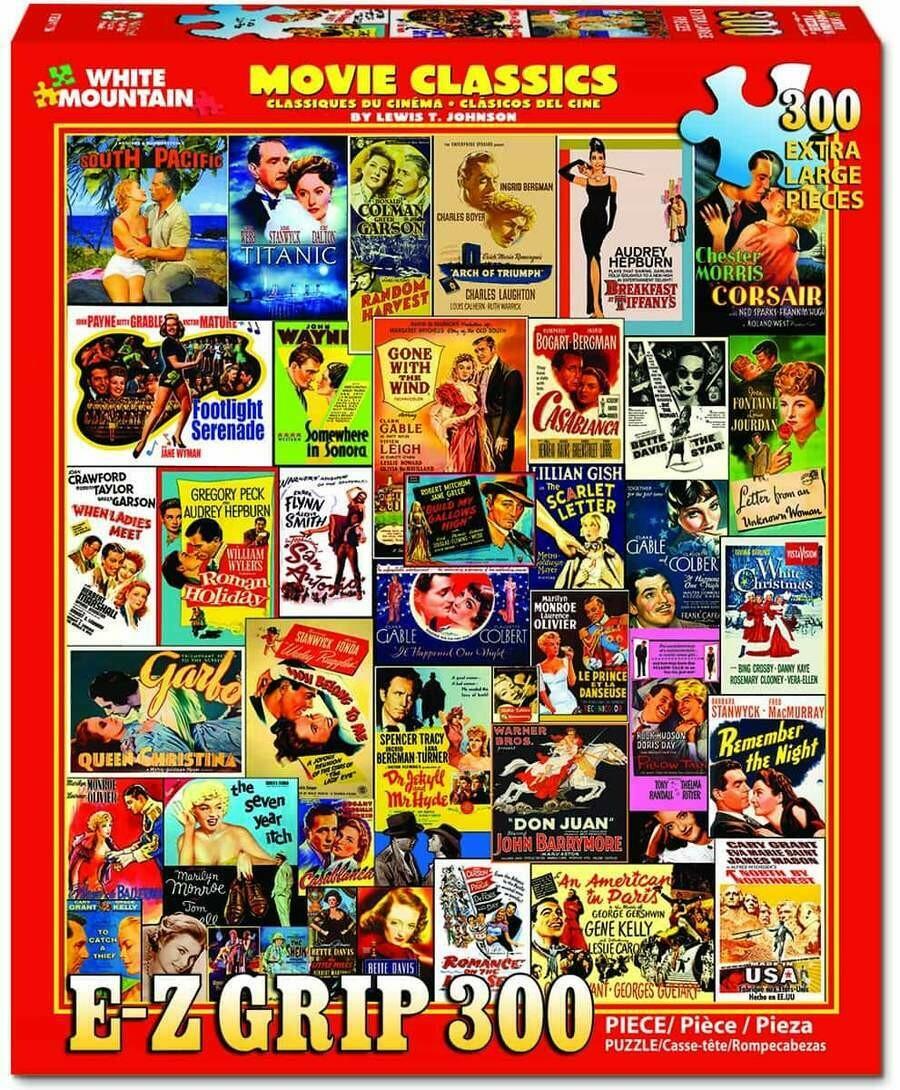 Movie Classics 300 Pc