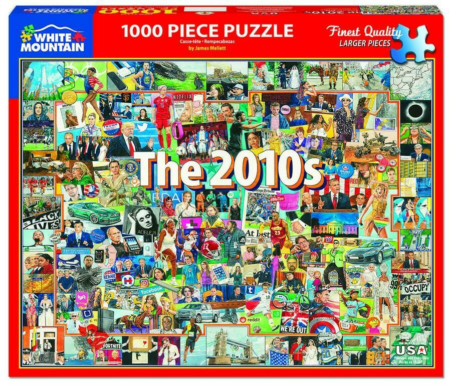 The 2010's 1000 Pc