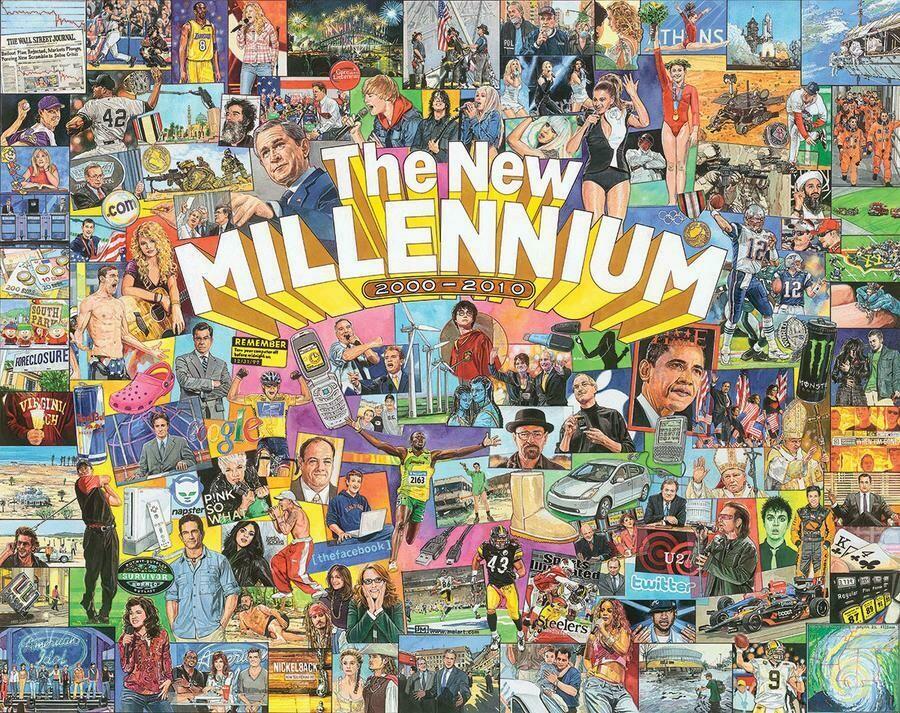 The New Millennium 1000 Pc
